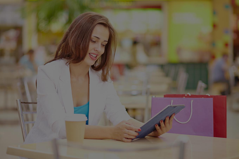 Obtenga información instantánea de interés, en los lugares que visita…